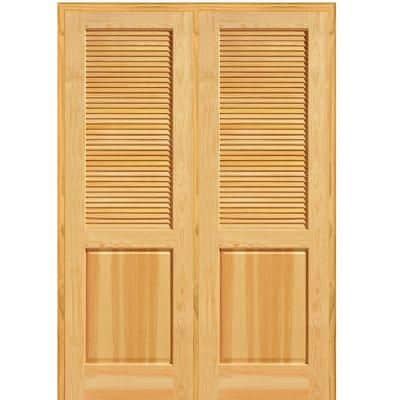 Pine Louvered Doors Designs