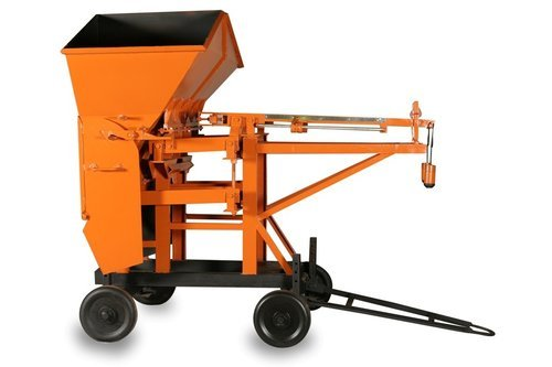 Semi-Automatic Weigh Batching of Concrete