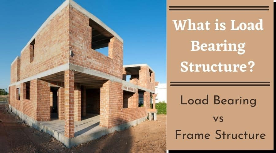 What is Load Bearing Structure (Load Bearing Vs Framed Structure)