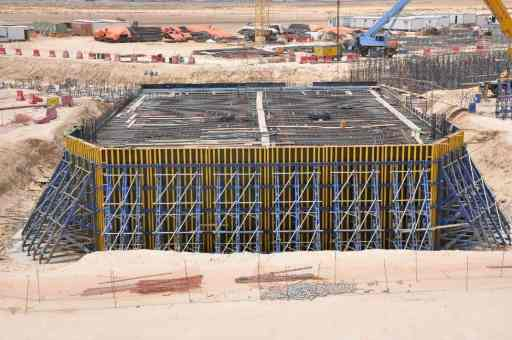 Pile Raft Foundation