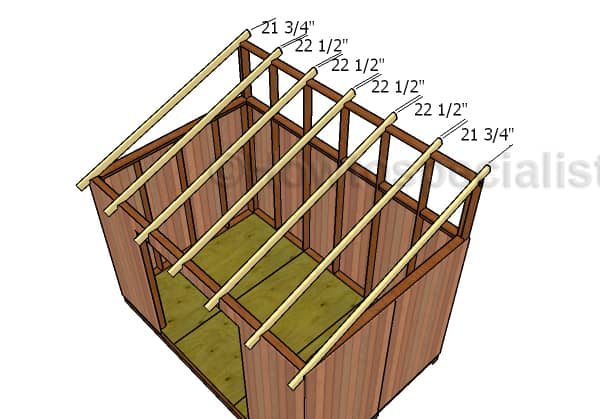 Lean to Roof | Lean to Roof Design | How to Build A Lean to Roof | Lean to Roof Plan | Building a Lean-to Roof | Lean to Roof Trusses