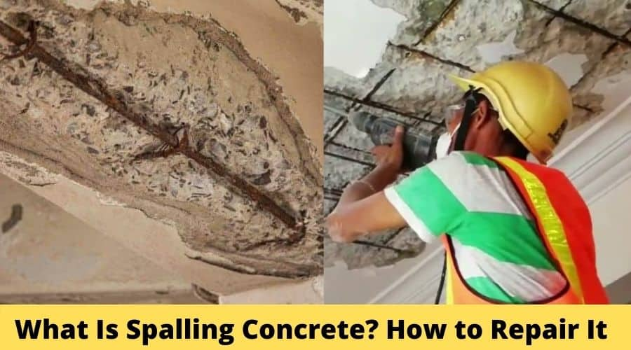 Spalling in Concrete