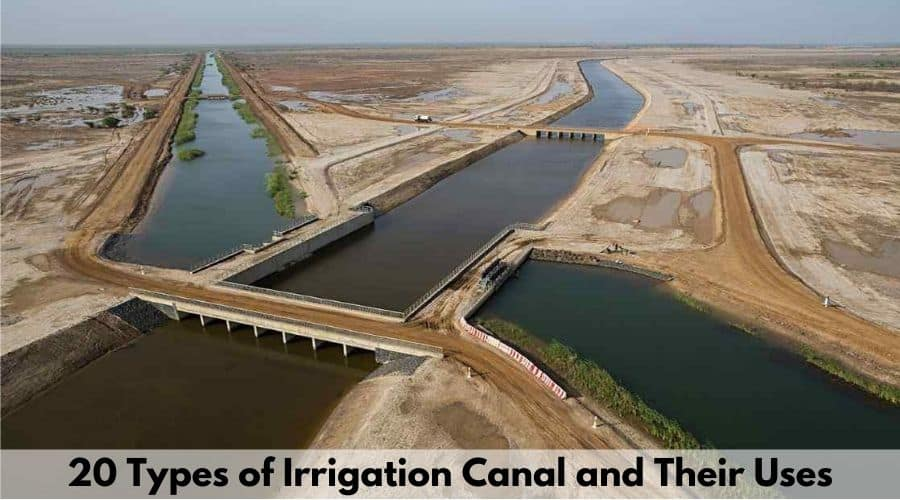 Canal Irrigation System