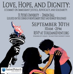 Love, Hope, & Dignity: A Summit on Immigrant Justice, Advocacy, & Solidarity