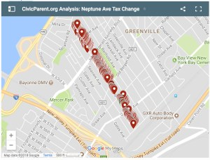 Property Revaluation Update: 202 out of 206 Homes on Neptune Ave in Greenville #JerseyCity were Over-Taxed.