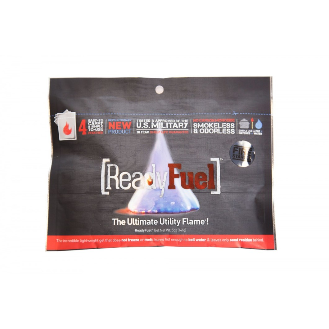Ready Fuel - 4 Gel Packs