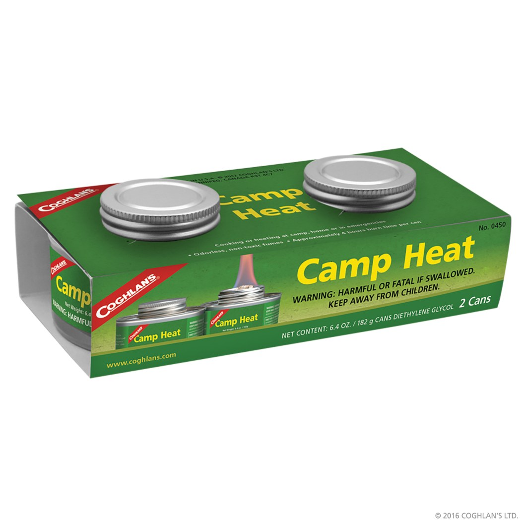Camp Heat - For Folding Stove