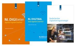 Overheidsrapporten over digitalisering