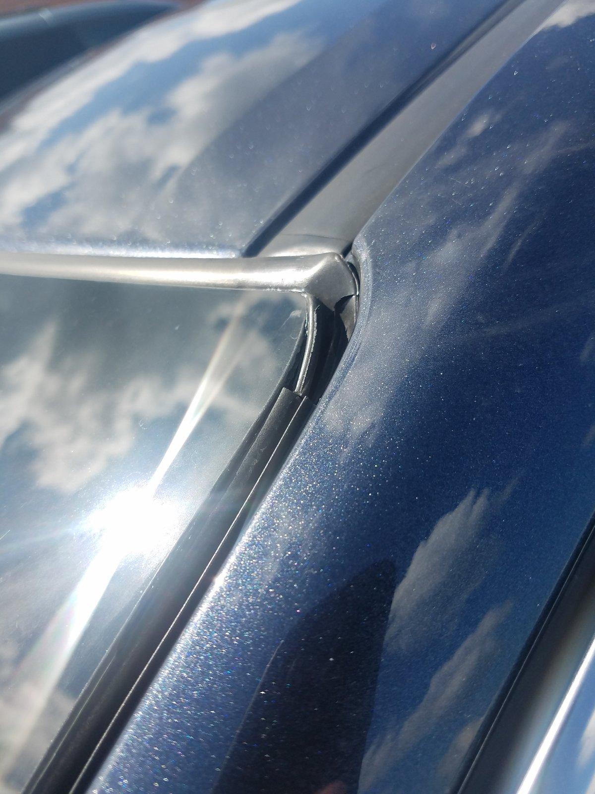 2010 Honda Civic Windshield Trim : honda, civic, windshield, Safelite, Windshield, Replacement, Cosmetic, Issue?, 2016+, Honda, Civic, Forum, (10th, Forum,, CivicX.com