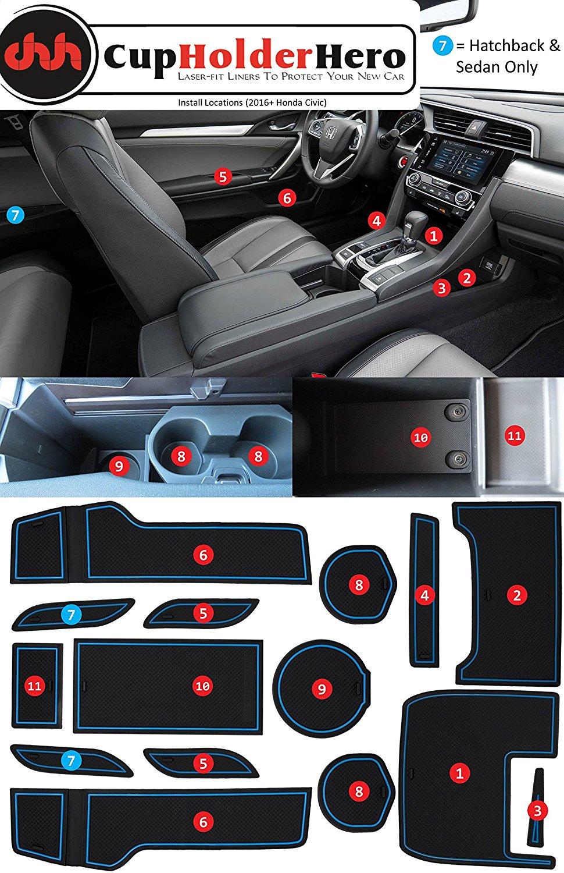 2017 Honda Civic Si Accessories : honda, civic, accessories, Favorite, Accessories, 2016+, Honda, Civic, Forum, (10th, Forum,, CivicX.com