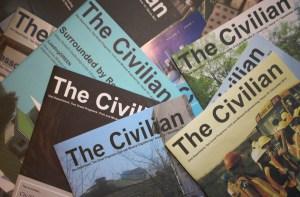 Pile of Civilian Magazines