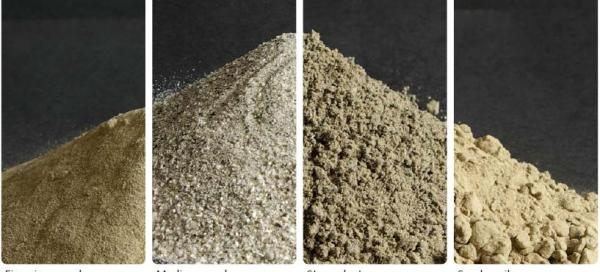 Anti Shrinkage Materials