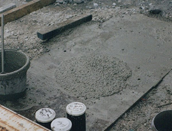 Avoiding Segregation in Concrete