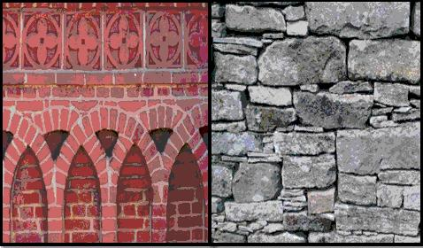 Brickwork VS Stonework