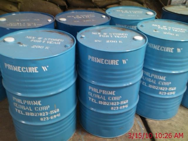 CONCRETE CURING COMPOUND