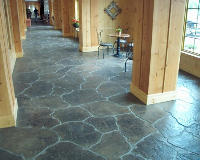 Types Of Stone Kitchen Floors