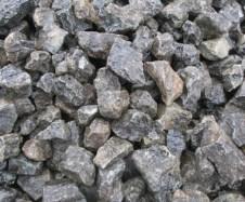 Irregular aggregate