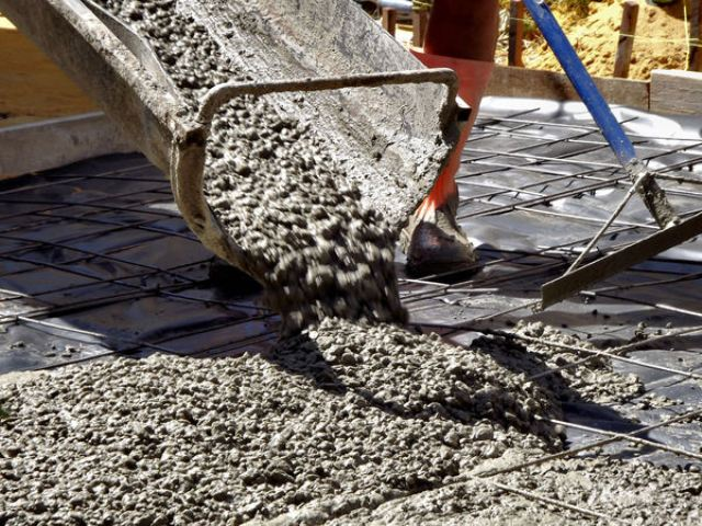 Inspection during concreting