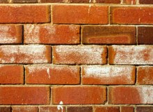 Efflorescence of Brick- Defects found on bricks