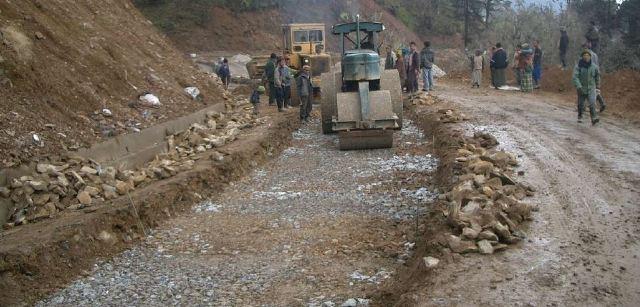 6 BASIC STEPS COMPRISING WBM ROAD CONSTRUCTION PROCEDURE - CivilBlog Org