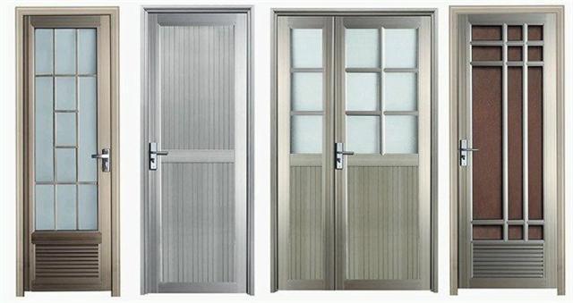 Captivating Aluminum Doors