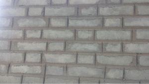 Quality of brickwork