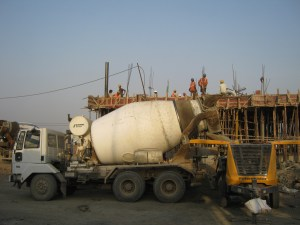 Quality control of Ready mix concrete