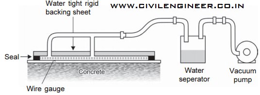 vacuum dewatering of concrete_civilengineer.co.in