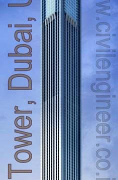 106Tower_Dubai, UAE