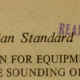 IS 10589 1983 INDIAN STANDARD SPECIFICATION FOR EQUIPMENT FOR SUBSURFACE SOUNDING OF SOILS