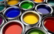Composition of oil paints