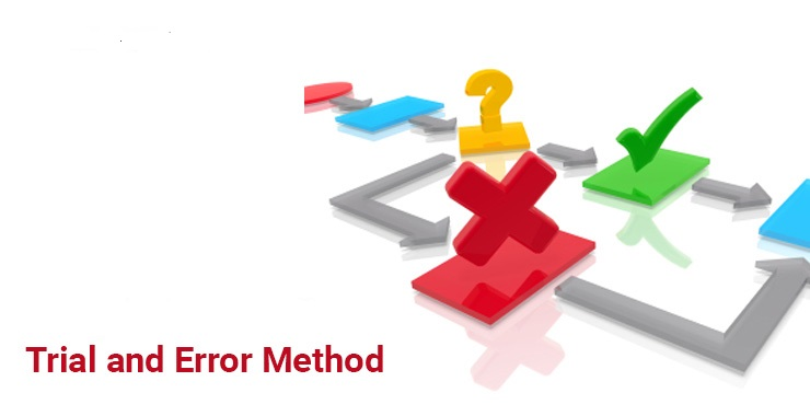Solution by Trial and Error Method