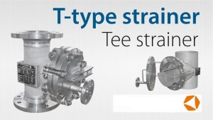 Types of strainers