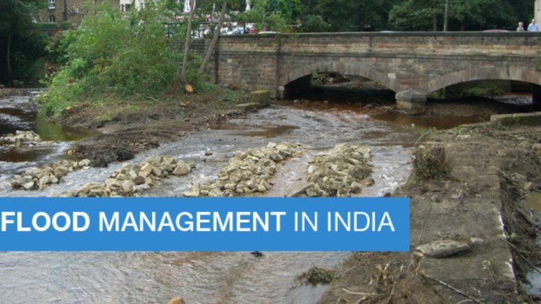 Read more about the article Pleading of national policy flood control