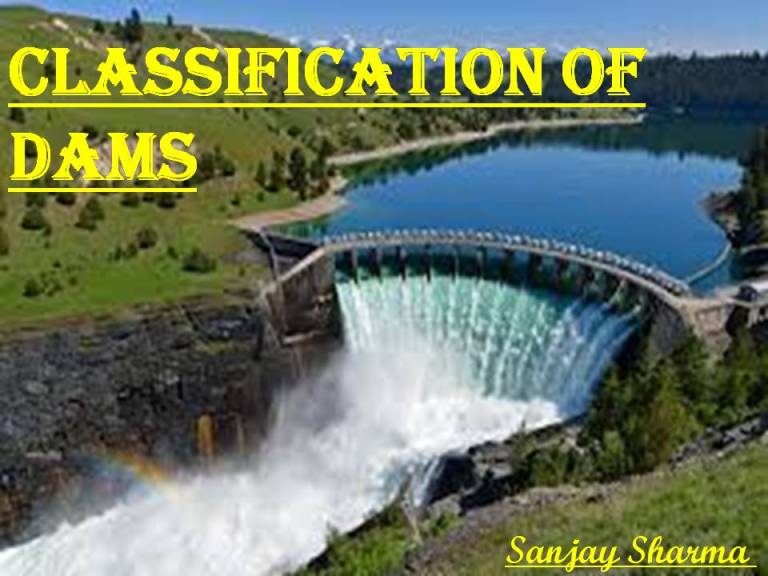 Read more about the article Classification of dams