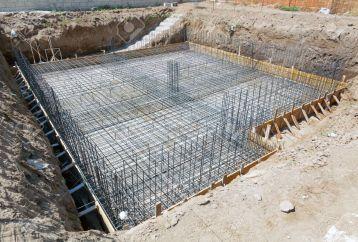 concrete mat foundation
