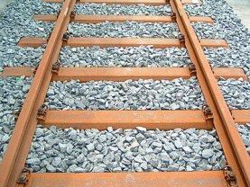 Railway Iron or steel sleepers manufacturing process