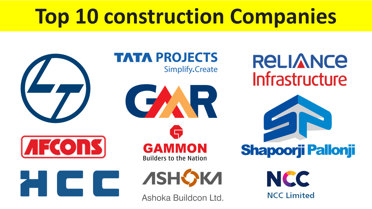 Top 10 Construction companies