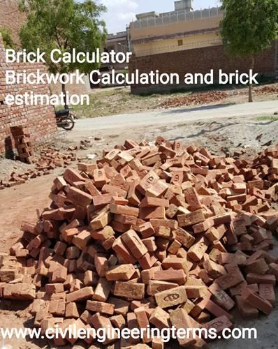 How Many Bricks To Build A House : bricks, build, house, Brick, Calculator, Brickwork, Calculation, Estimation