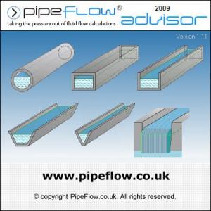 Pipe Flow Advisor