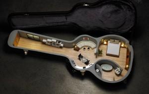 Mini Guitar House