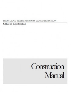 Construction Manual