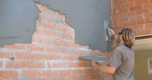 Grout Plastering Pointing