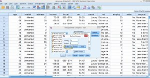SPSS Video Tutorials 2