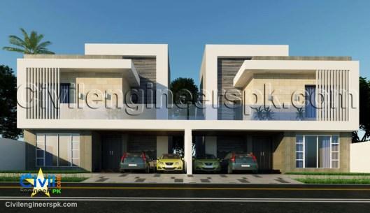10 Marla Duplex House