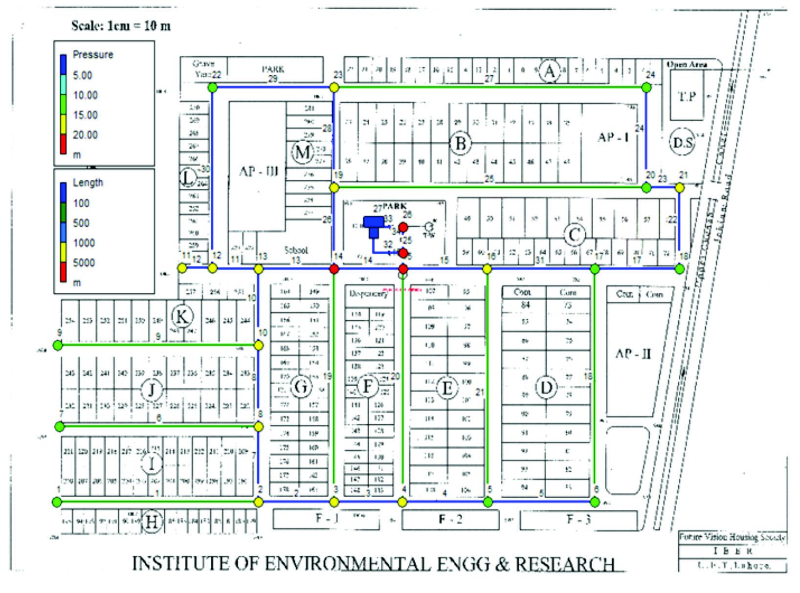 Civil Experts Design Of Water Supply Scheme