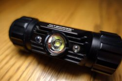 CREE XM-L2 T6 LED with secondary dual red LEDs