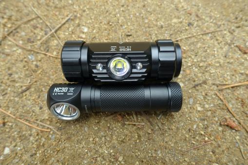 Nitecore HC30 Headlamp CivilGear 163