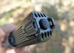 Nitecore SRT9 Flashlight Review CivilGear 030