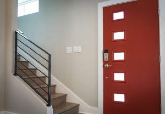wooden front door design for home photos